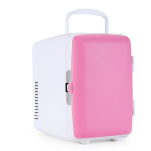 China Supplier 8 Liters Portable Mini Icebox Freezer for Car pictures & photos