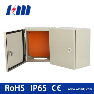 Metal Distribution Box IP65/Wall Mounting Enclosure/Metal Cabinet pictures & photos