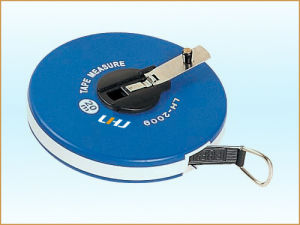 Customized ABS Case Fiberglass Measuring Tape Tape Measuring (LH-013) pictures & photos