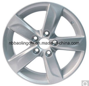 14xj5.5 Alloy Wheel with PCD 5X100 for VW pictures & photos