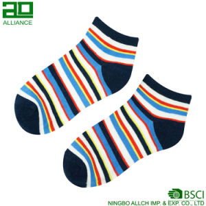 Colorful Wholesale Custom Unisex Ankle Socks pictures & photos