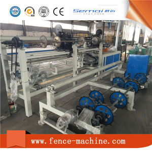 China High Quality Diamond Fence Making Machine pictures & photos