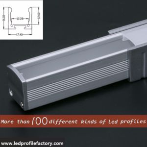 Pn4152 17mm Power Line LED Profile/Channel/Extrusion for LED Bar pictures & photos