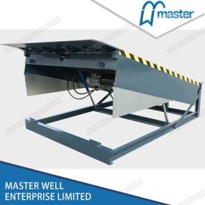 Good Price Electric Warehouse Dock Ramp Leveler Static Dock Leveler pictures & photos