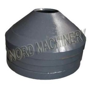 Sand Casting Iron Cone Crusher Mantle pictures & photos
