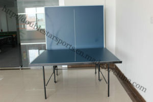 Best Quality Outdoor Table Tennis Table Removable Pingpong Tables pictures & photos