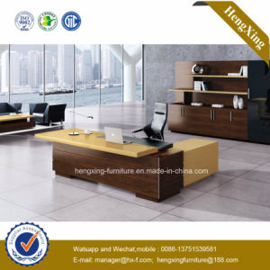 MDF Executive Office Desk Wooden School Office Furniture (HX-GD088) pictures & photos