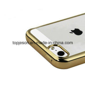 Shinning Electroplated TPU Case for iPhone Se pictures & photos