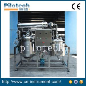 100L Ectract Tank Rose Oil Extractor Machine for Laboratory pictures & photos