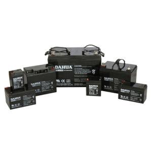 6V 12ah VRLA Sealed Lead Acid Maintenance Free UPS Battery pictures & photos