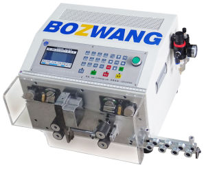 Computerized Cutting and Stripping Machine for Round Sheathed Cable pictures & photos