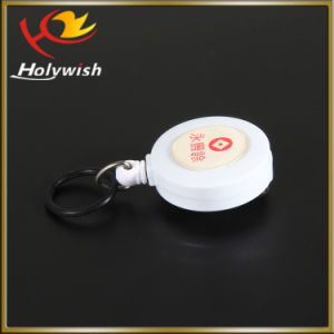 Custom Round Shape Eco-Friendly Yoyo Badge Reel for Cardholder pictures & photos