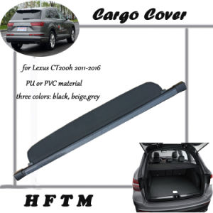 SUV Trunk Cover Cargo Cover for Lexus CT200h 2011-2016 pictures & photos