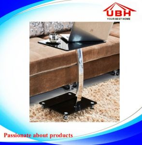 Mobil Tempered Glass TV Stand pictures & photos