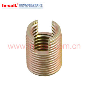 302 Standard Tolerances Insert Nut for Metal Material pictures & photos