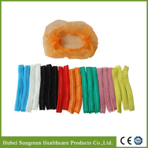 Disposable Non-Woven Mop Caps, Clip Caps with Various Colors pictures & photos