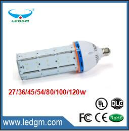 2017 Wholesale SMD 2835/3030/5630AC85~265V 45/54/60/80/100/120W Dimmable LED Corn Bulb for Garden Light pictures & photos