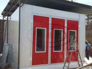Wld6200 Auto Car Paint Booth (economic type) (CE) pictures & photos