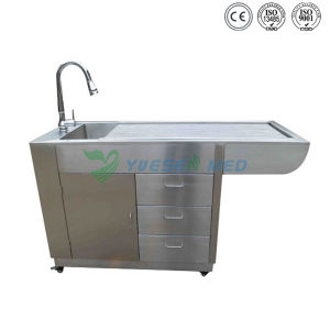 Medical Stainless Vet Clinic Grooming Table pictures & photos