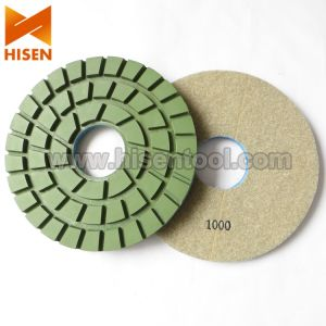The Best Quality 230mm Diamond Dry Polishing Pads for Granite pictures & photos