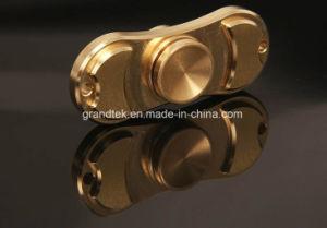 Hand Spinner Fidget Spinner Toy Copper/Staniless Steel/Aluminium Torqbar Brass pictures & photos