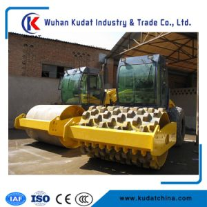 Pressure Roller of Lss1001 for Sale (10000kgs road roller, single drum road roller) pictures & photos