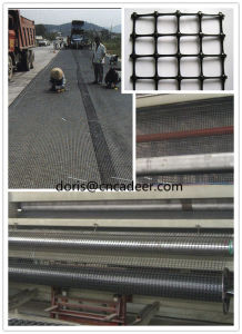 PP Biaxial Geogrid for Highway Roadbase and Reinforcement of Roadbed pictures & photos