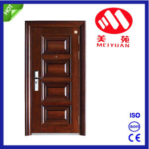 Fire Steel Door with Fire Lock pictures & photos