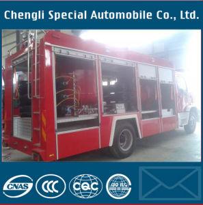 Isuzu 8t Fire Water Truck Foam Fire Fighting Truck pictures & photos