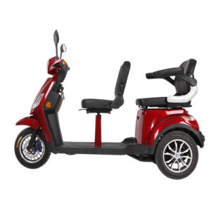 3 Wheel Power for Disabled People Mobility Electric Scooter (SZE500S-5) pictures & photos