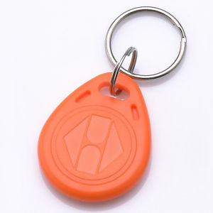 125kHz Plastic Cheap RFID Keyfob/ Tag pictures & photos