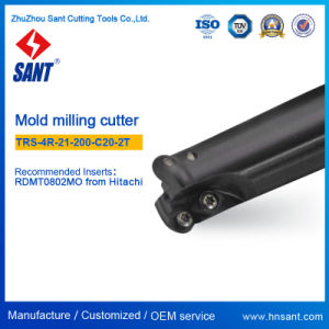 CNC Lathe Indexable Milling Cutter Mold Milling Tools Trs-4r-21-200-C20-2t Recommended Insert Rdmt pictures & photos