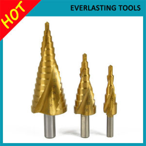 Metal Drilling Drill Set Step Drill Bits pictures & photos