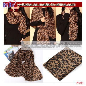 Polyester Scarf Beautiful Silk Scarf Chiffon Scarves (C1020) pictures & photos