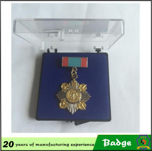 Wholesale Promotion Custom Logo Military Pin Badge pictures & photos