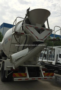 4-5 M3 Cement Mixer Truck pictures & photos