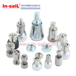 China Supplier Solar Systems Self Clinching Flat Metal Fasteners pictures & photos
