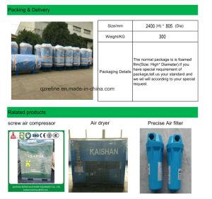 1000L 10bar Q235-B Carbon Steel Air Compressor Tank pictures & photos