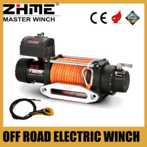 8288lbs High Speed 4WD Winch with ISO pictures & photos