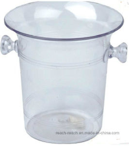 Hot Sell Promotional Plastic Ice Bucket (R-IC0124) pictures & photos