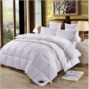 Warmly Thick 90% Goose Down Filling Duvet pictures & photos