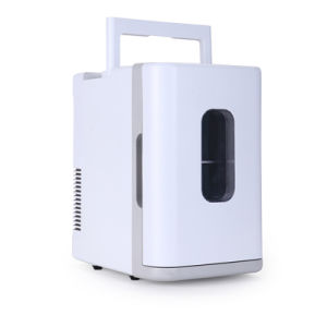 China Supplier 8 Liters Portable Mini Icebox Freezer for Car