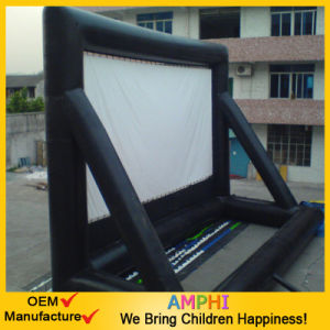 Commercial Inflatable Type Movie Screen Outdoor Advertising Air Screen pictures & photos