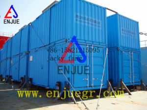 Mobile Containerized Weighing and Bagging Unit Full Automatic Packing Machine pictures & photos
