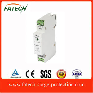 DIN Rail LED display Lightning Surge Protector pictures & photos