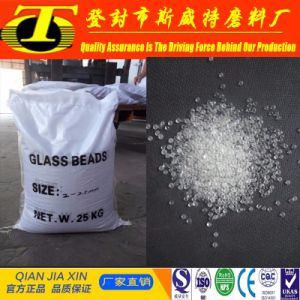 Wholesale High Roundness Glass Beads for Polishing pictures & photos
