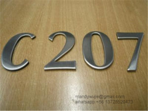 Fabricated Stainless Steel 3D Letters pictures & photos