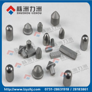 Cemented Carbide Spherical Button Bit for Minning