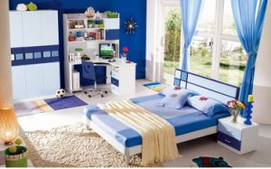 Kids Bedroom Furniture (QL2-38A0230#-1+A-1)