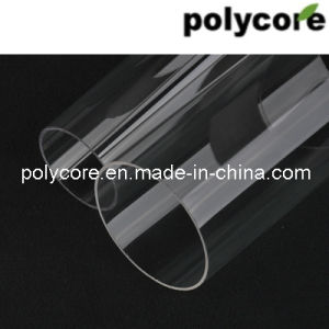 Transparent Hard PC Tube - Assembly Parts of Refrigeration Display Showcase pictures & photos
